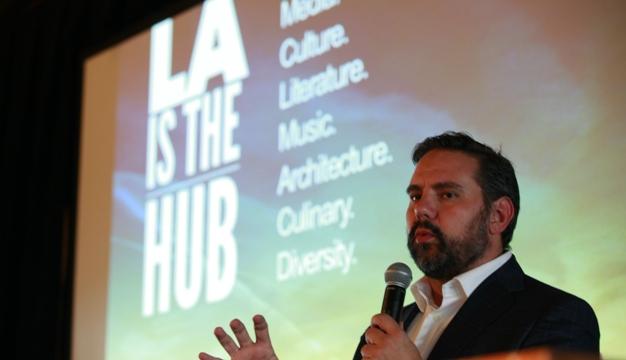 LA Times VP of Strategy&Development