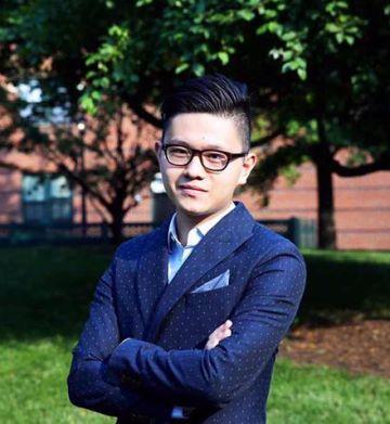 30 under 30 2017 ZeYu Zheng