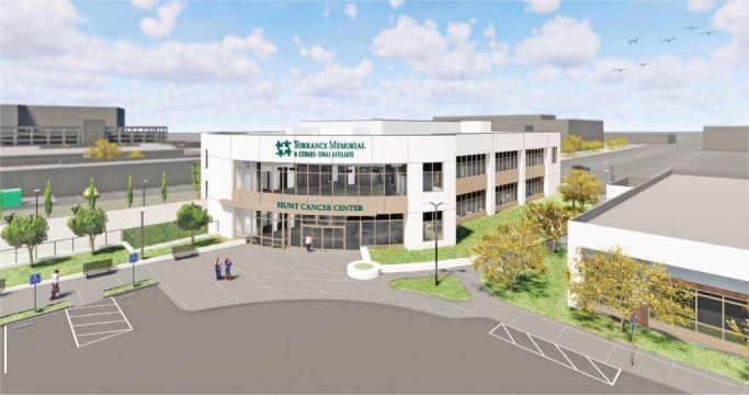 Torrance Memorial Hospital receives $34 million donation from Hunt